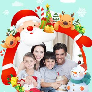人人秀祝您圣诞节快乐~