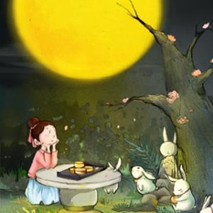 中秋节天宫众仙的朋友圈是什么样的?